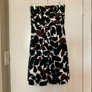 Donna Ricco Strapless Dress- Size 6